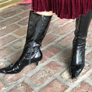 Woman's Prada boots